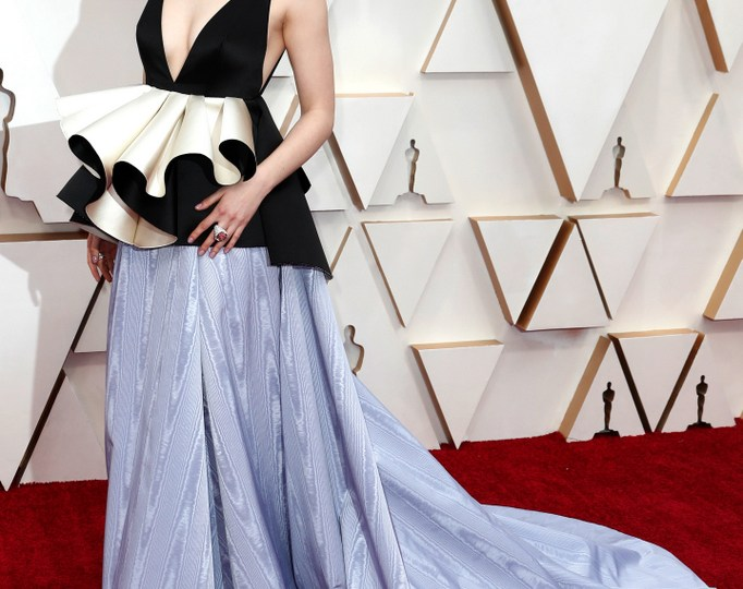 Saorise Ronan en la entrega de los Premios #Oscars