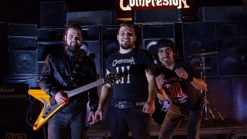 """#Entrevista a la banda """"Compresión"""""""