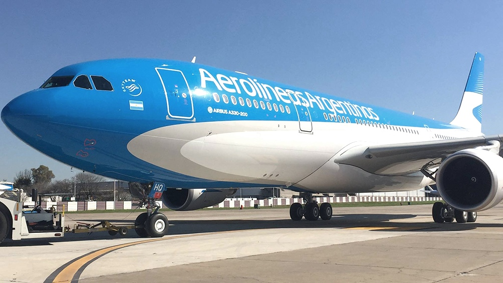 Aerolíneas continúa sus vuelos excepcionales: dos aviones traerán argentinos desde San Pablo