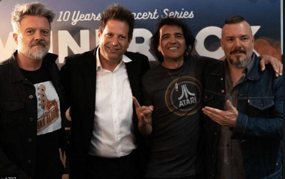 WineRock 2020 en el Hipódromo de Palermo