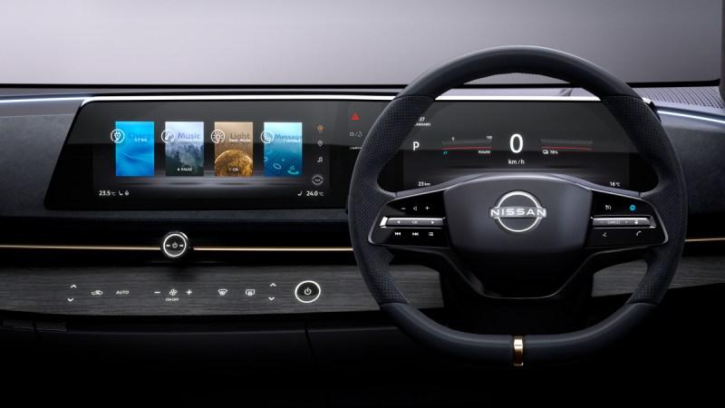Por qué Nissan le dijo que no a la tableta