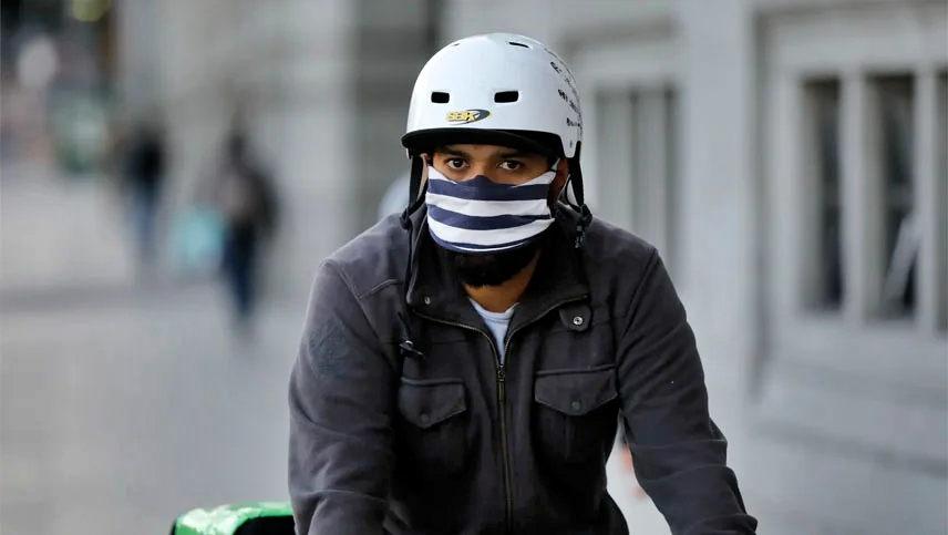 Sancionarán con multas de hasta $80.000 a quienes no usen los tapabocas en la Ciudad de Buenos Aires