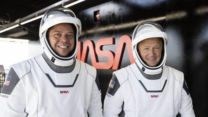 Space X - NASA