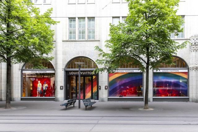 Louis Vuitton - Zurich