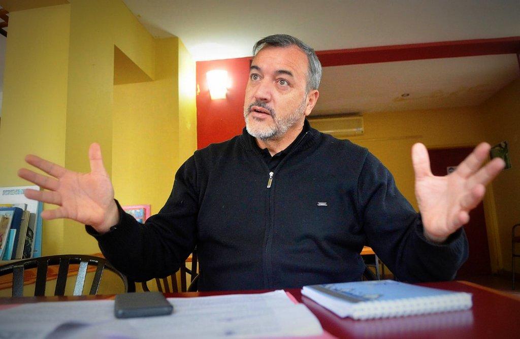 """Rodolfo Aguiar: """"Preocupa que se diluya el impuesto a las grandes fortunas"""""""