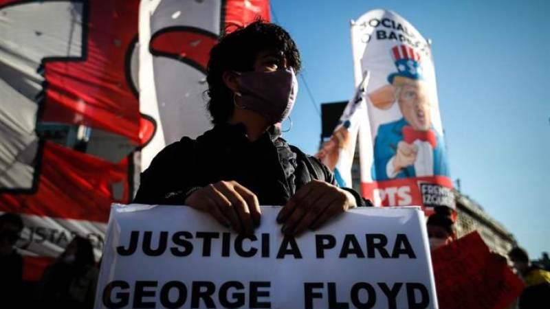 Marcha en Buenos Aires