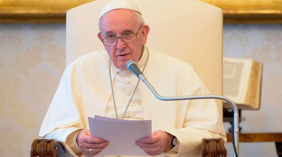 Francisco analizó con «Pino» Solanas temas de la Unesco, la pobreza y el cambio climático