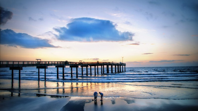 St Johns County Ocean Pier