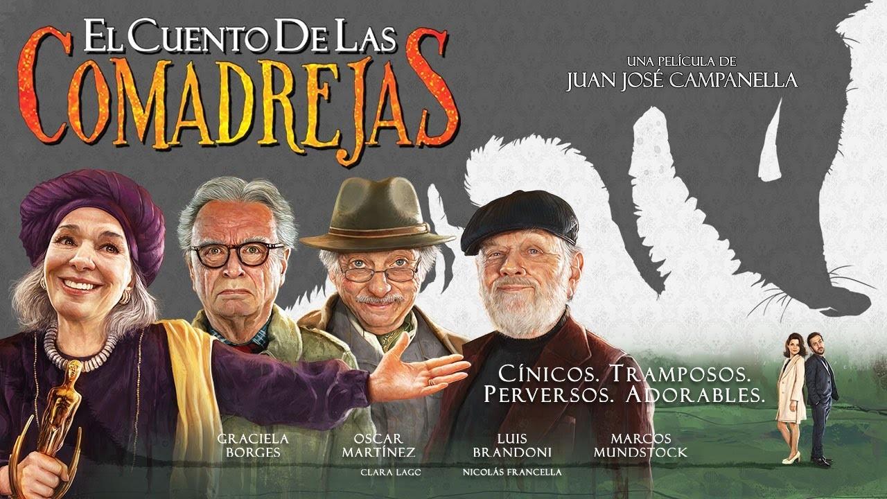 El lunes Graciela Borges, Darín, Campanella y «Monzón» van por los Premios Platino