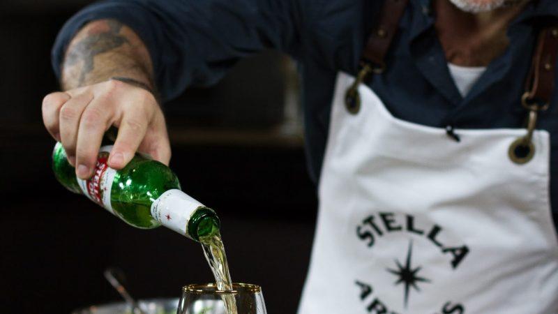 Stella Artois se une con los chefs más reconocidos y reafirma su apoyo al sector gastronómico
