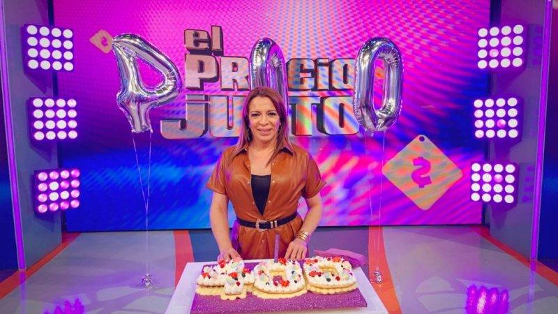 """Hoy """"El Precio Justo"""" festejó sus 400 emisiones con todo"""