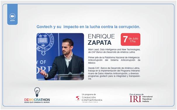 Govtech y su impacto en la lucha contra la corrupción