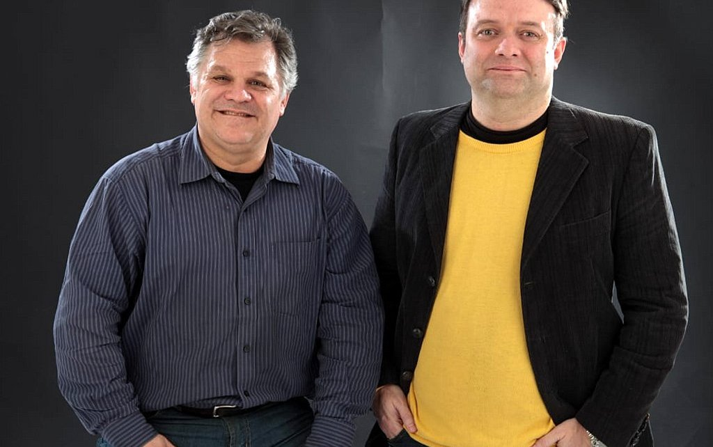 Roberto Valerstein y Santiago Bermúdez