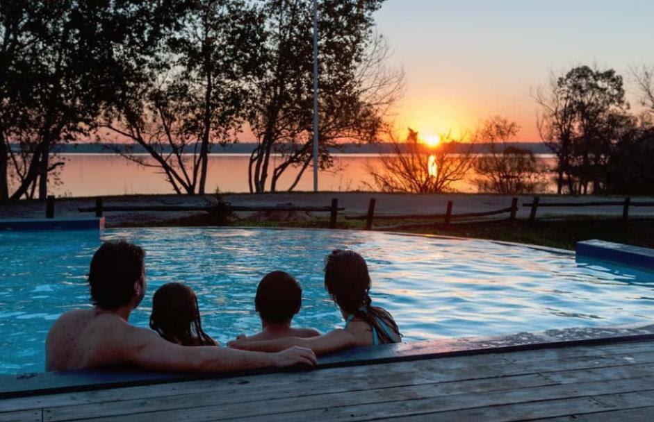 El Ministerio de Turismo de Uruguay presentó protocolo para Parques Termales de Salto y Paysandú