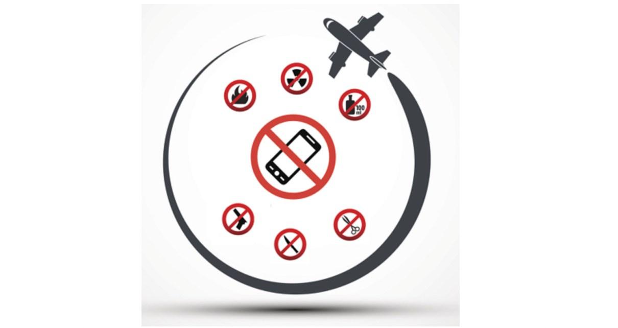 Qué se puede y qué no se puede llevar en un avión