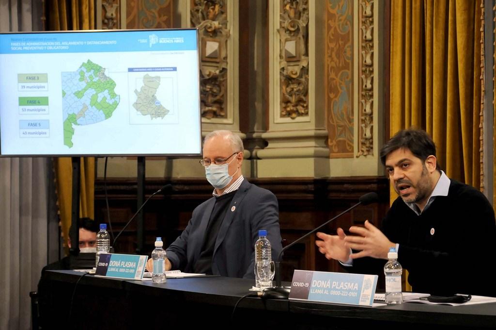 Carlos Bianco afirmó que «el neoliberalismo es peor que el coronavirus en términos de muerte»