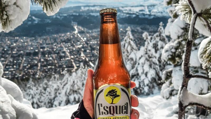cerveza de Esquel