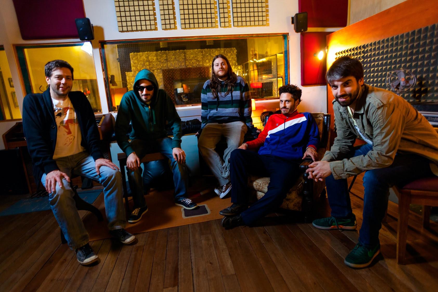 «Aterrizaje» el nuevo EP de Ninjas Púrpura grabado en cuarentena
