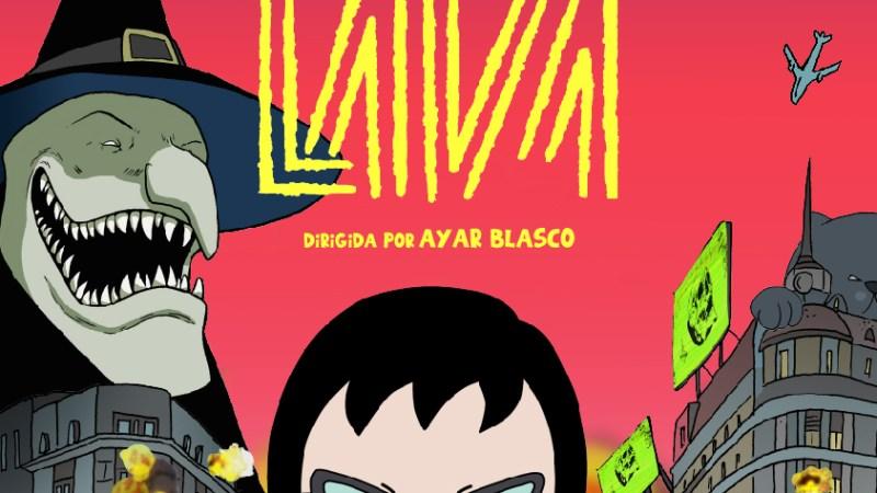 «Lava» una película de Ayar Blasco con Sofía Gala Castiglione, Justina Bustos, Dario Lopilato, Bimbo y Martín Garabal