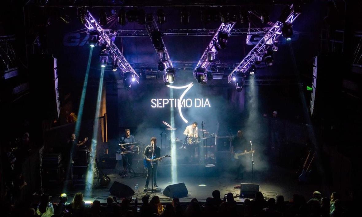 «Séptimo Día»: el mejor homenaje a Soda Stereo por streaming 360