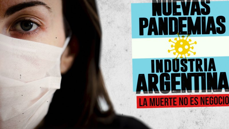 """Nuevas pandemias industria argentina: la muerte no es negocio"""", la campaña en la que famosos se manifestaron en contra del acuerdo porcino con China y que ya superó las 6 millones de reproducciones"""