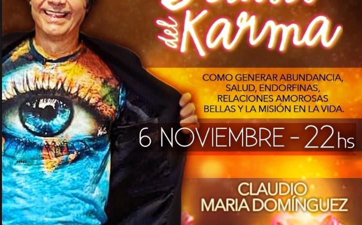 Claudio María Dominguez realizará un streaming en Argentina Show Live