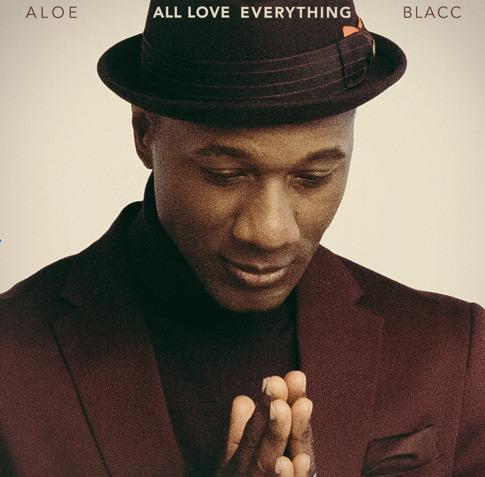 """Aloe Blacc publica """"All Love Everything"""", su nuevo álbum, siete años después"""
