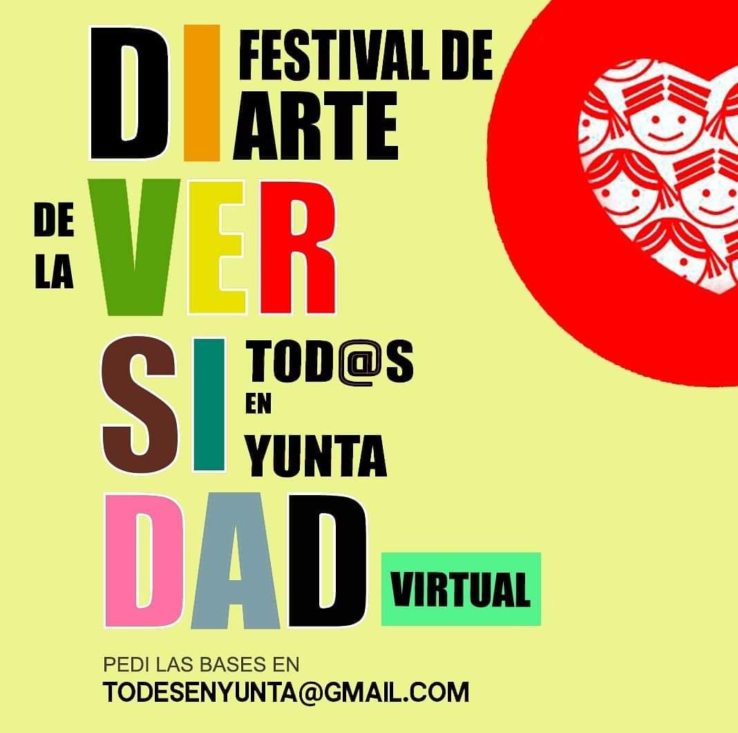Festival de arte de la diversidad tod@s en yunta