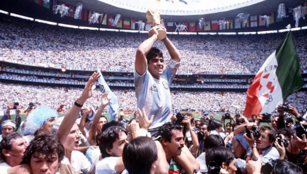 Muerte a los 60 años Diego Armando Maradona