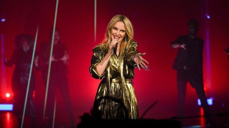 Dúo de divas pop: KYLIE MINOGUE participará del exclusivo streaming de DUA LIPA