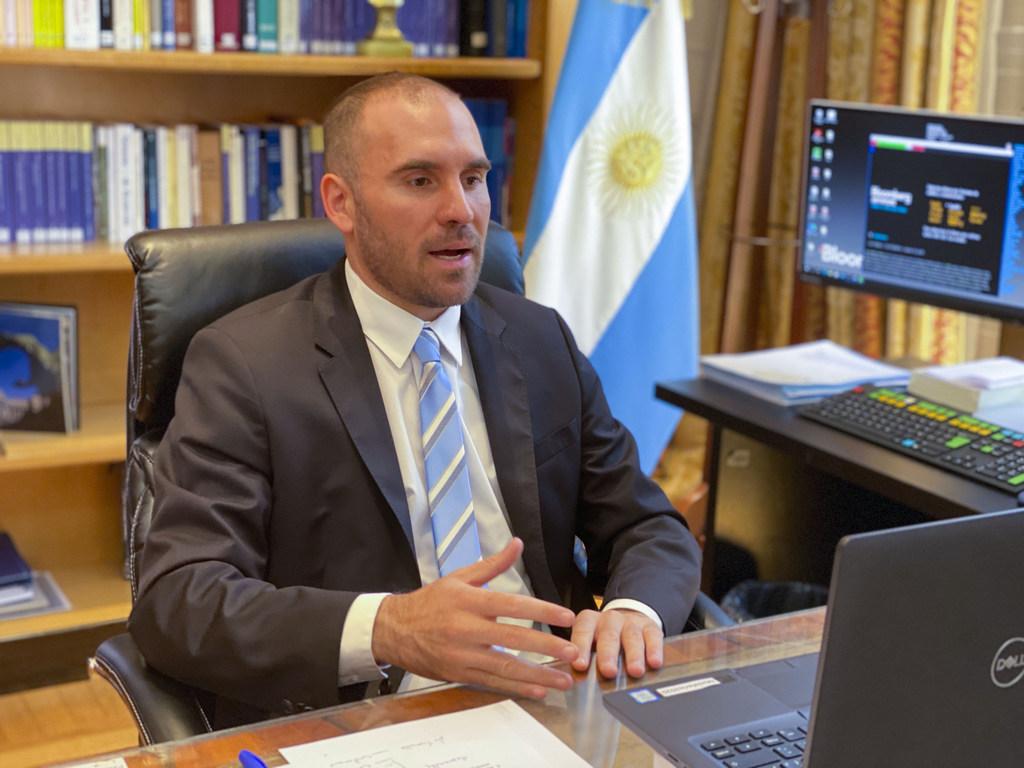 """Guzmán anticipó que inflación de noviembre fue menor que la de octubre y que ve """"un 2021 positivo"""""""