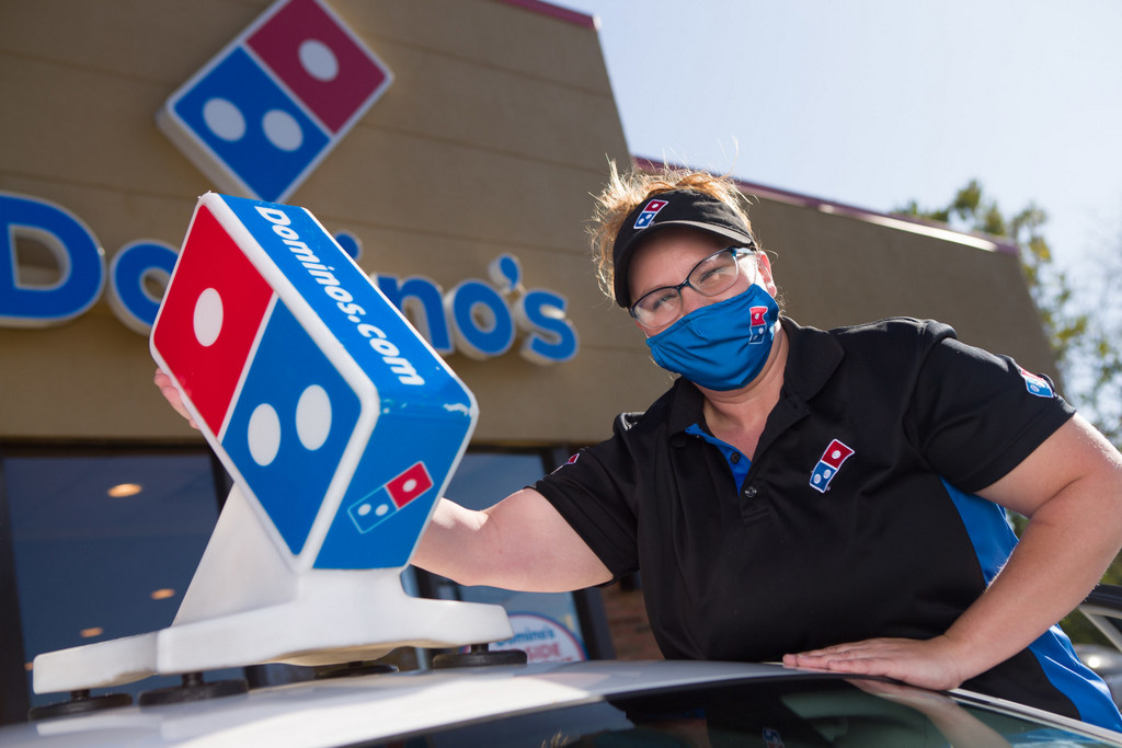Domino's® Commits More Than $9.6 Million to Frontline Worker Bonuses