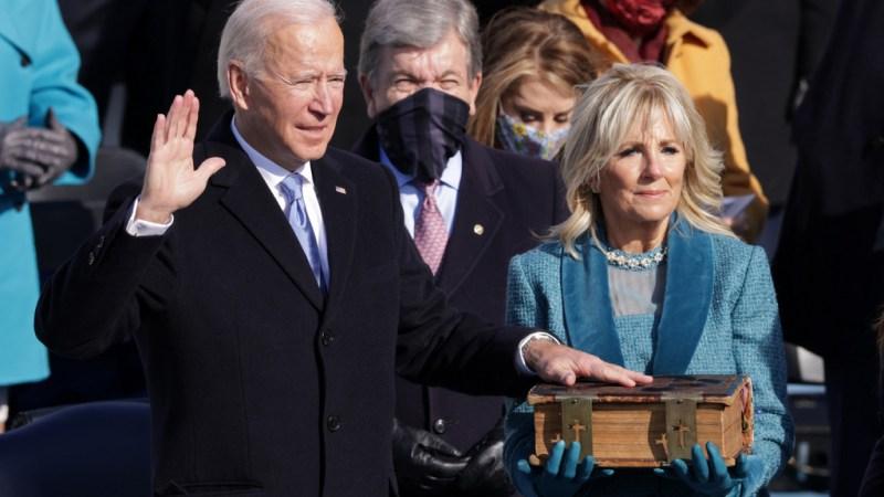 Joe Biden asumió como presidente de EEUU