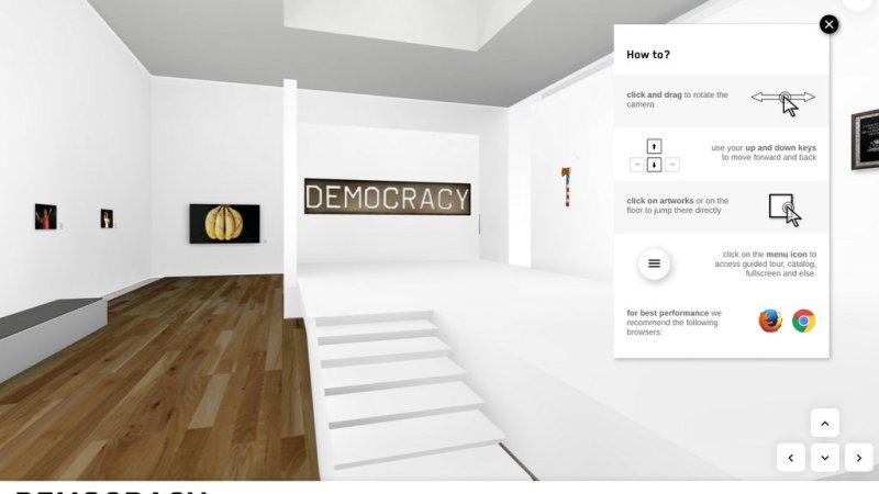 Democracy Arte