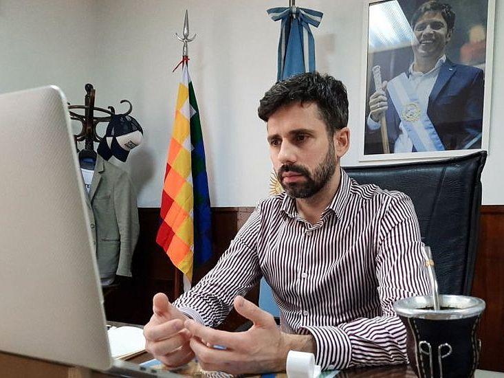 Salvador Giorgi: «Estamos evaluando volver a fases mas restrictivas»