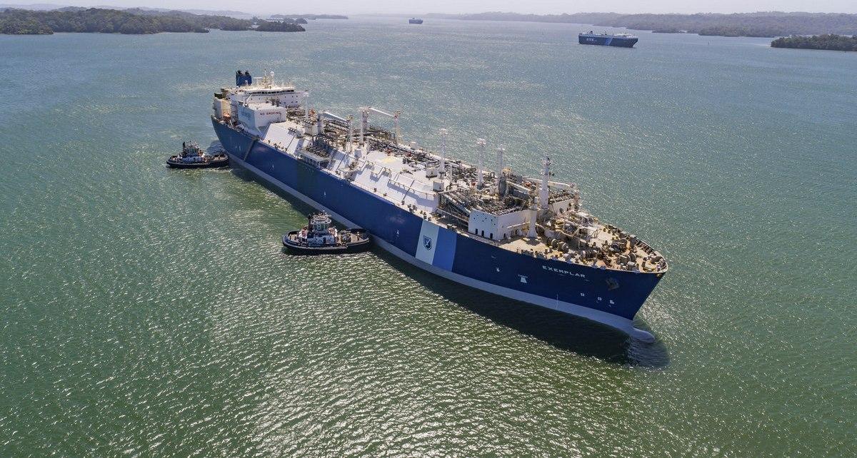buque regasificador