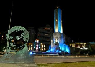 El Monumento Nacional a la Bandera