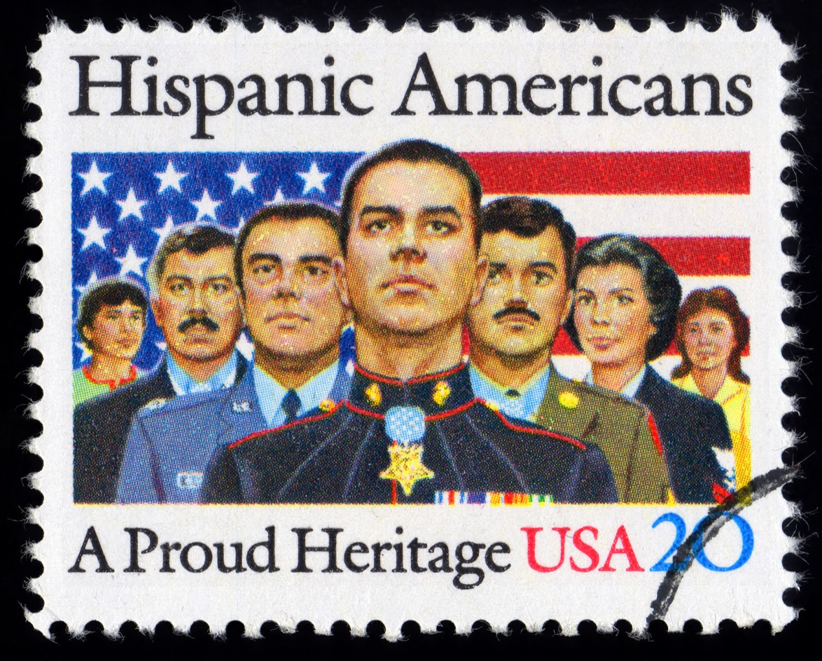Hispanic Americans Puts Faces On Over 500 Years Of