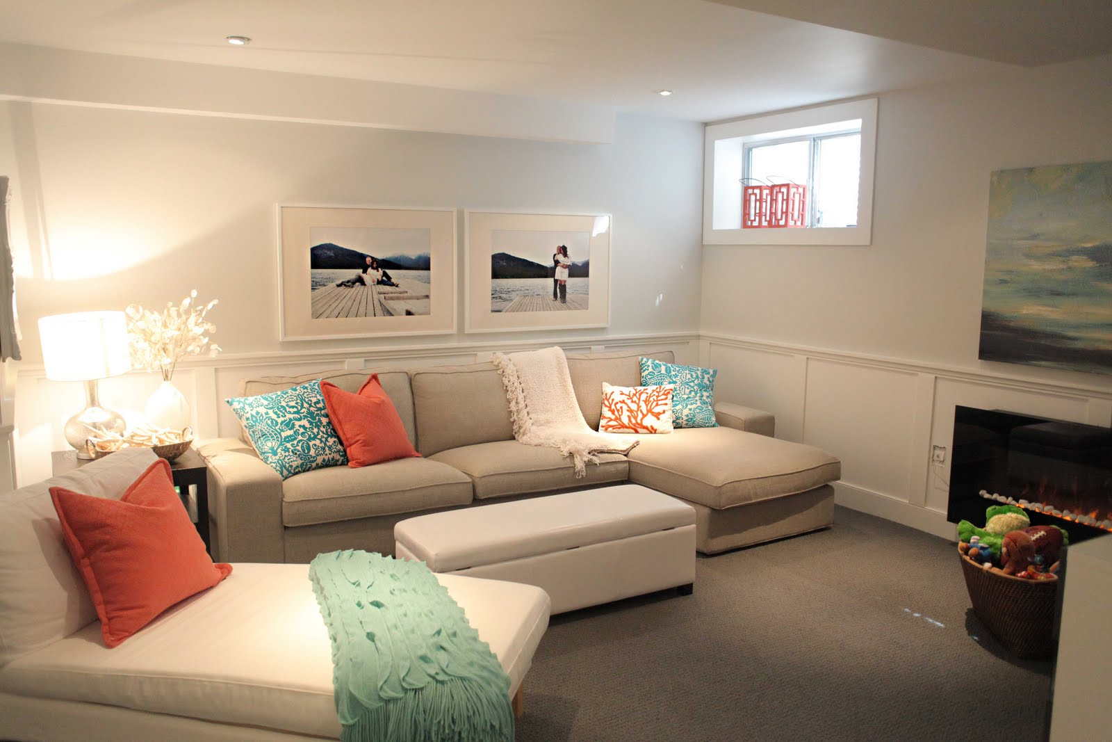 How To Decorate Basement