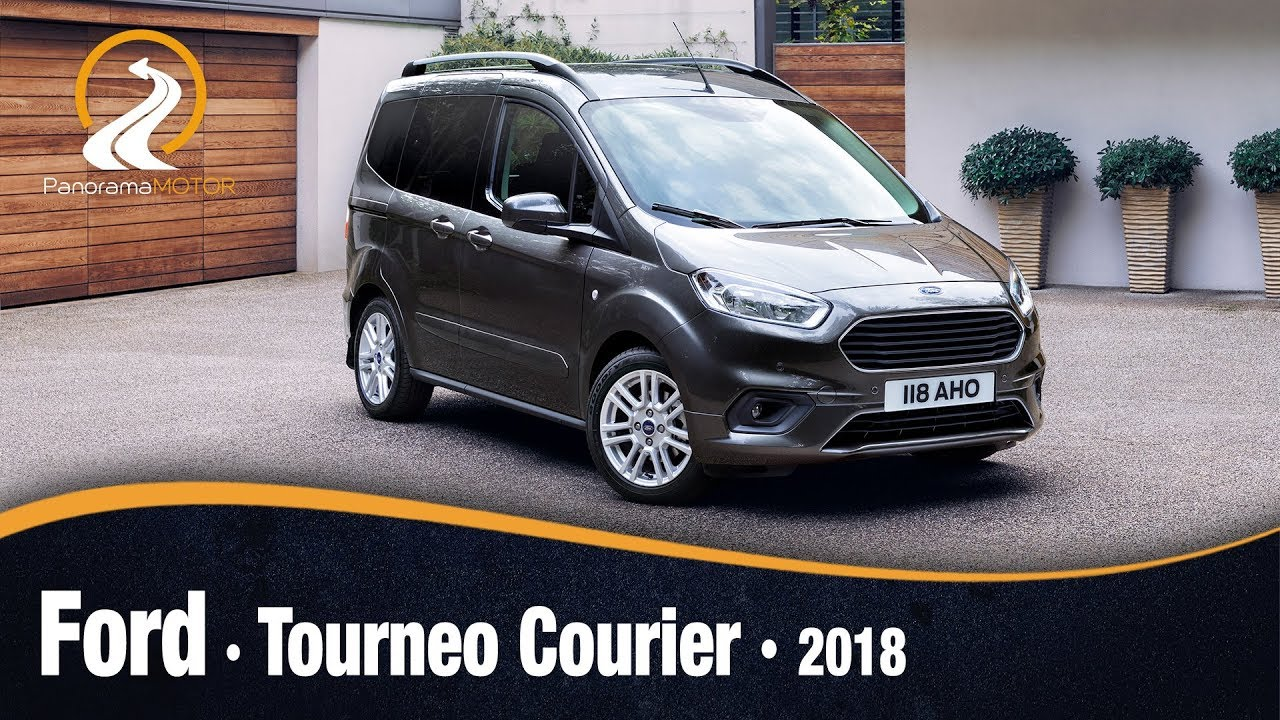 Ford Tourneo Courier 2018 Panorama Motor