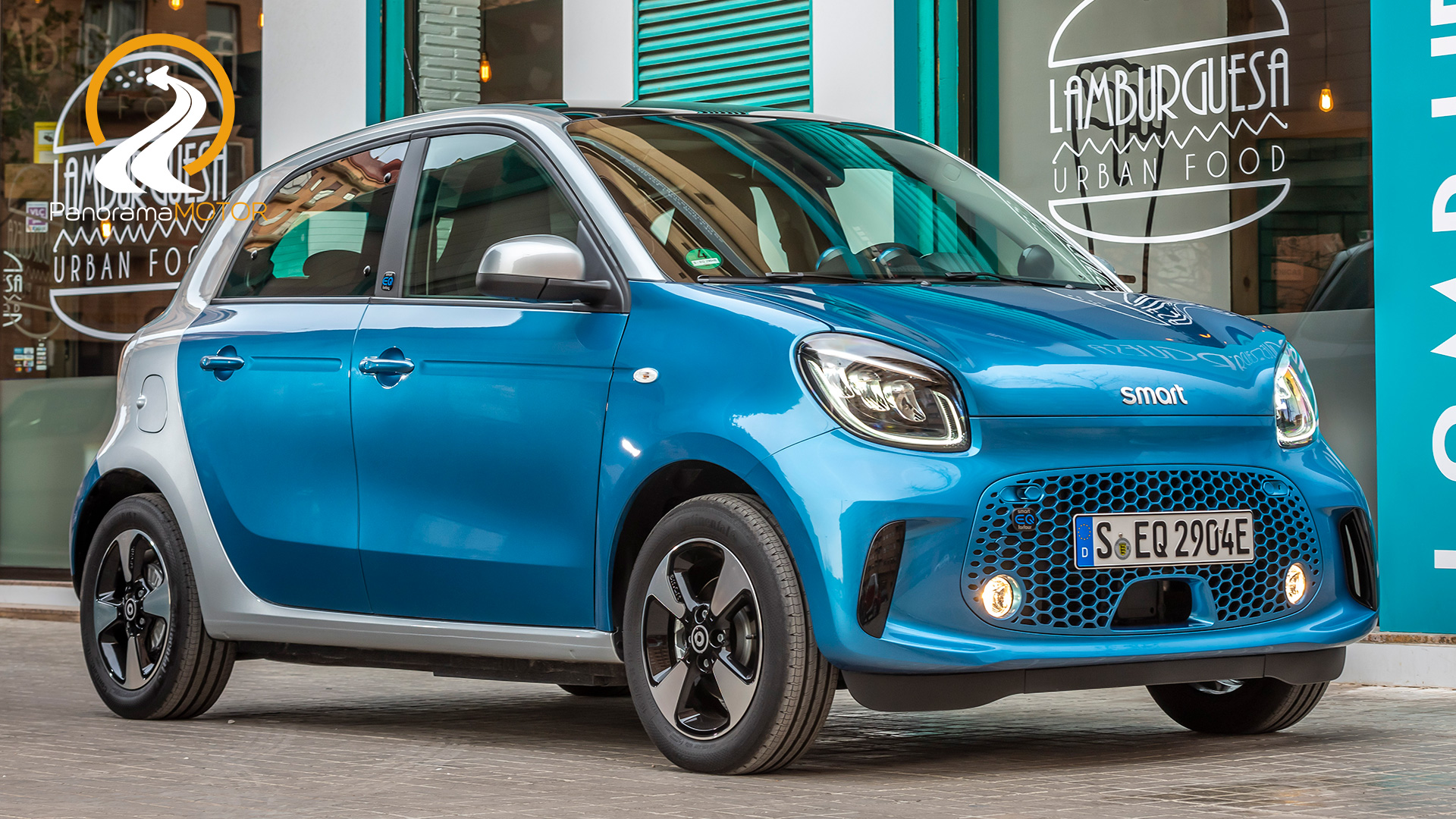 Smart EQ forfour 2020 - Panorama Motor