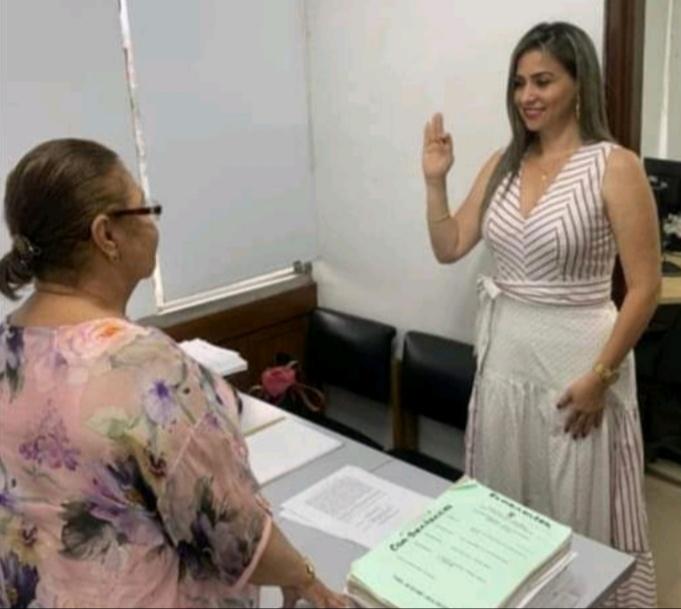 IBAGUÉ TIENE PERSONERA EN CALIDAD DE ENCARGADA 1