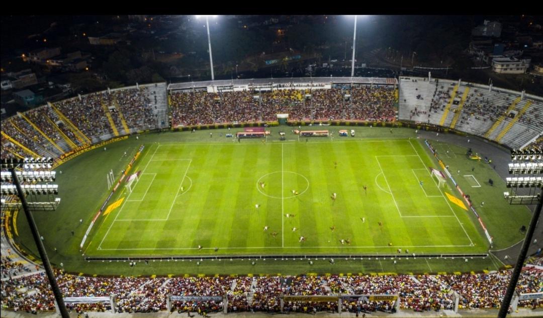 Todo listo para adecuación del estadio Manuel Murillo Toro. 1