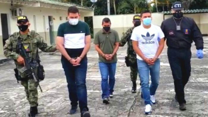 """Cayó grupo delincuencial """"los uniformados"""", conformada por funcionarios de la Policía Nacional. 1"""