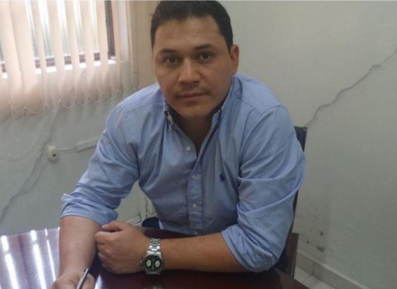 Juan Felipe Arbeláez expersonero de Ibagué (e) sancionado por la Procuraduría. 1