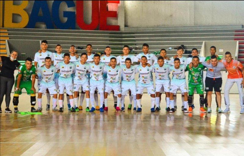 Coliseo de La 42 abrió nuevamente sus puertas con el Festival Nacional de Fútbol de Salón 1