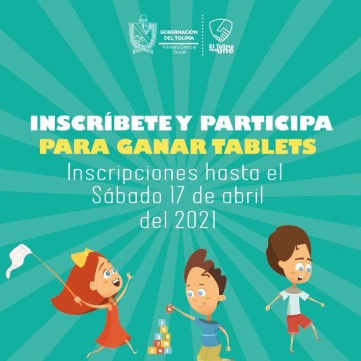 Gobernación del Tolima celebra en familia el día de la Niñez. 2