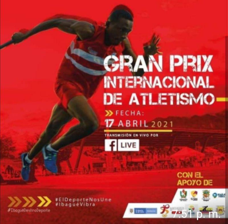Este sábado Grand Prix Internacional en Ibagué 1
