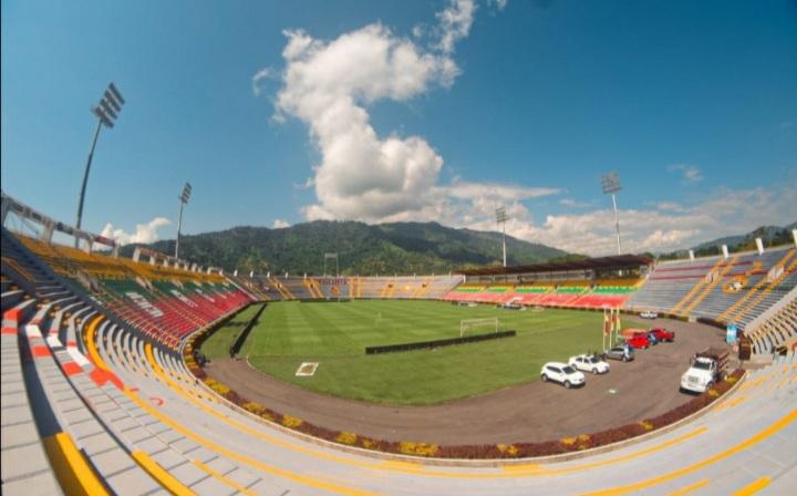 Pronto terminarán obras complementarias del estadio Manuel Murillo Toro 1
