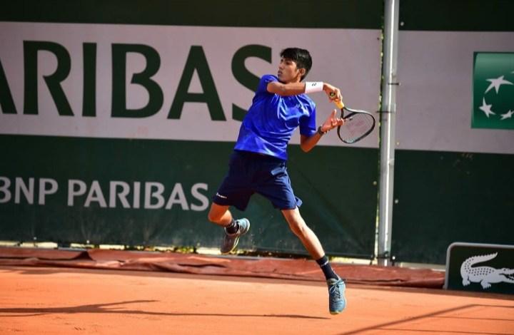 Balance positivo y de aprendizaje, dejó la participación de Johan Rodriguez en Roland Garros. 9